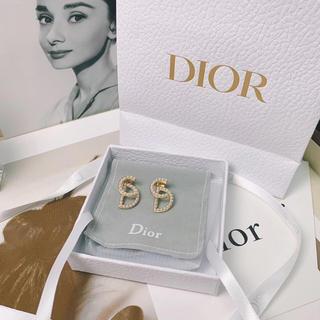 Dior - クリスチャンディオール  ディオール dior  ピアス