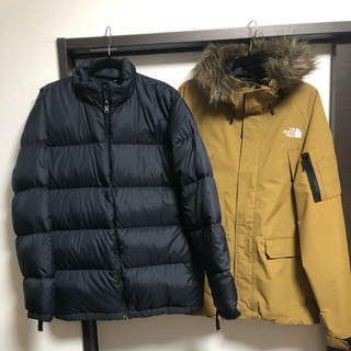 THE NORTH FACE - THE NORTH FACEグレーストリクライメートジャケットメンズ
