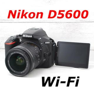 Nikon - ❤️シャッター回数わずか327枚❤️Wi-Fi搭載❤️Nikon D5600