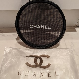 CHANEL - CHANEL♡メッシュ ポーチ