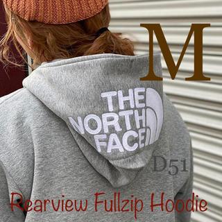 THE NORTH FACE - 【M】ノースフェイス☆パーカー☆リアビューフルジップフーディ☆NT11930☆