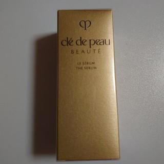 クレドポーボーテ(クレ・ド・ポー ボーテ)のclé de peau BEAUTÉ(美容液)