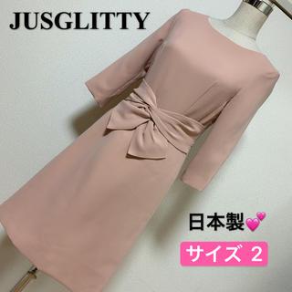 JUSGLITTY - JUSGLITTY ワンピース✨