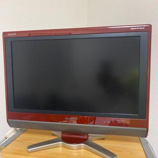 アクオス(AQUOS)の即日発送 20インチ 液晶テレビ SHARP AQUOS lC-20D50(テレビ)