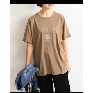 IENA - イエナ カレッジTシャツ