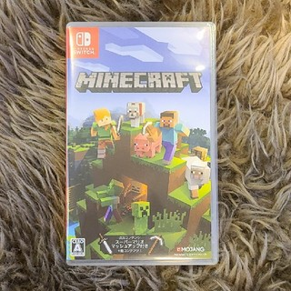 Nintendo Switch - Minecraft Nintendo Switch版 マインクラフト 任天堂