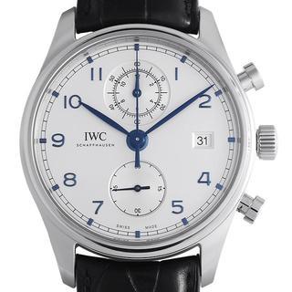 インターナショナルウォッチカンパニー(IWC)のポルトギーゼ クロノグラフ クラシック 腕時計(腕時計(アナログ))