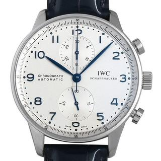 インターナショナルウォッチカンパニー(IWC)のポルトギーゼ クロノグラフ   腕時計(腕時計(アナログ))