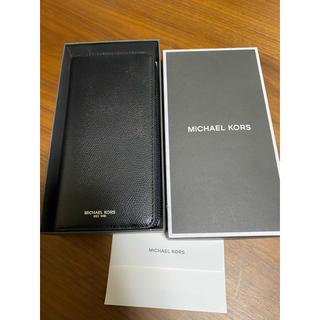 マイケルコース(Michael Kors)のマイケルコース 黒財布(財布)