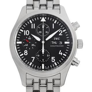 インターナショナルウォッチカンパニー(IWC)の パイロットウォッチ クロノグラフ I 腕時計(腕時計(アナログ))