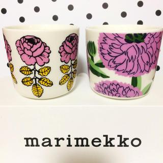 マリメッコ(marimekko)の♡マリメッコ  ラテマグ ヴィヒキルース プリマヴェーラ marimekko(食器)