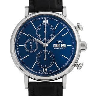 インターナショナルウォッチカンパニー(IWC)のポートフィノ クロノグラフ 150イヤーズ 腕時計(腕時計(アナログ))