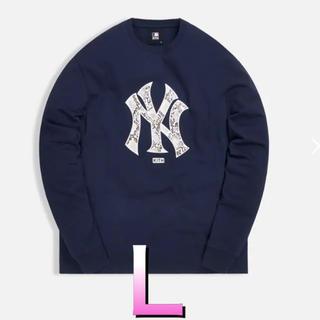 キース(KEITH)のKITH NEW YORK YANKEES SNAKE LOGO Tシャツ キス(パーカー)