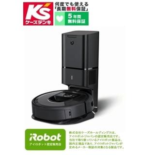 iRobot - 【iRobot】 ルンバi7+ (国内正規品)i755060
