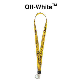 OFF-WHITE - Off-White INDUSTRIAL NECK KEYCHAIN