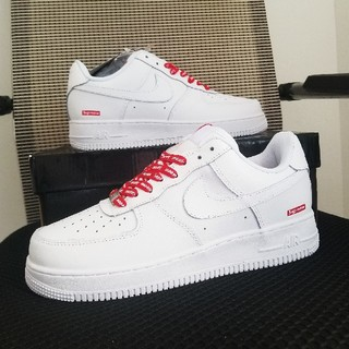 Supreme - Supreme Nike Air Force 1 Low 白 26.5cm