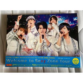 セクシー ゾーン(Sexy Zone)のSexy Zone/Welcome to Sexy Zone Tour〈初回限…(アイドル)