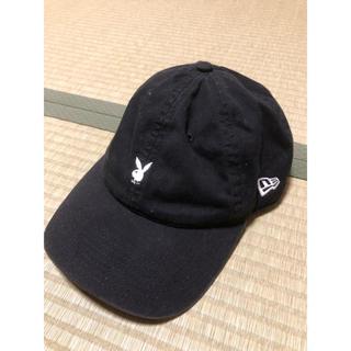 ニューエラー(NEW ERA)のNEW ERA×PLAY BOY キャップ 帽子(キャップ)