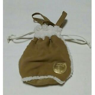 ツモリチサト(TSUMORI CHISATO)のTSUMORI CHISATO ツモリチサト 巾着バケツ型バッグ 未使用(トートバッグ)