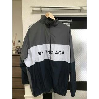 バレンシアガ(Balenciaga)のBALENCIAGA バレンシアガ トラックジャケット ナイロンジャケット(ナイロンジャケット)