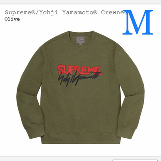 Supreme - Mサイズ supreme yohji yamamoto crewneck