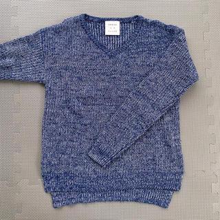 センスオブプレイスバイアーバンリサーチ(SENSE OF PLACE by URBAN RESEARCH)のセーター(ニット/セーター)