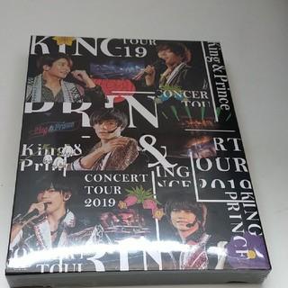 Johnny's - King&PrinceライブDVD2019初回限定盤新品未開封