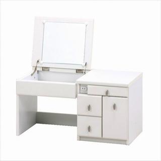 ロードレッサーテーブル ホワイト 幅76cm(ローテーブル)