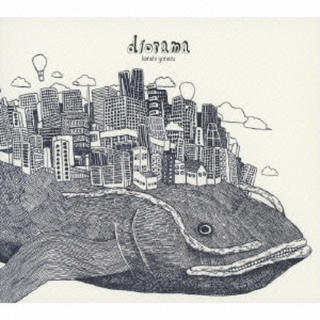 diorama  米津玄師 【CD+DVD】