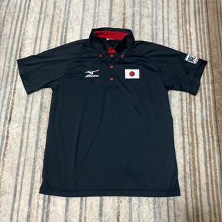 ミズノ(MIZUNO)の柔道 日本代表ポロシャツ 非売品(その他)