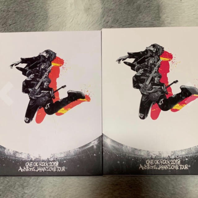 ONE OK ROCK(ワンオクロック)のDVD ONEOKROCK Orchestra ambitions2018 エンタメ/ホビーのDVD/ブルーレイ(ミュージック)の商品写真