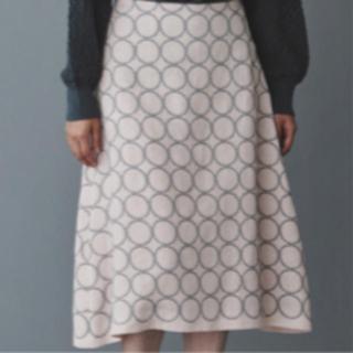 mina perhonen - ミナペルホネン  タンバリン tambourine スカート 40