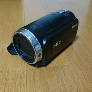 SONY - SONY ハンディカムビデオ HDR-CX675  ブラック
