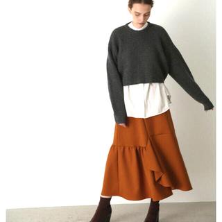 ENFOLD - RIM.ARK デザイスカート  ロングスカート リムアーク