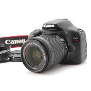 Canon - ★ 憧れのキヤノン一眼レフ EOS Kiss X4 スマホ転送OK♪ ★