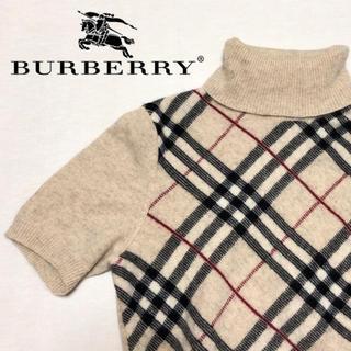 バーバリー(BURBERRY)のBURBERRY🥀ニット(ニット/セーター)