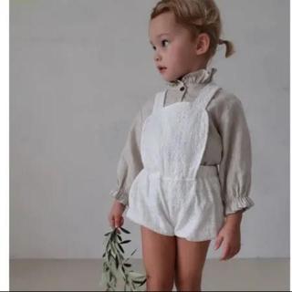 キャラメルベビー&チャイルド(Caramel baby&child )のHOUSE of paloma ベビー キッズ サロペット(パンツ/スパッツ)
