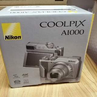 Nikon - ニコン デジタルカメラ COOLPIX A1000 シルバー