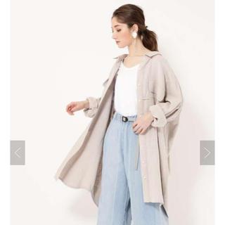 ローズバッド(ROSE BUD)のローズバッド ビッグシャツ(シャツ/ブラウス(長袖/七分))