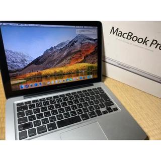 Mac (Apple) - 13インチmacbookpro メモリ16GB 500GB  office付き