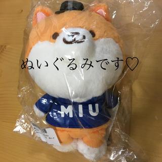 MIU404 ポリまる ぬいぐるみ