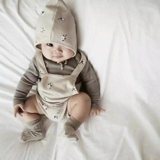 コドモビームス(こども ビームス)の人気!韓国子供服 ベビー ロンパース  80cm  (ロンパース)