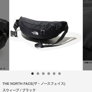 THE NORTH FACE - 最安値❗️ ノースフェイス スウィープ ブラック