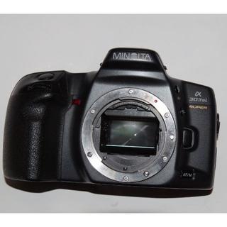 コニカミノルタ(KONICA MINOLTA)のフィルムカメラ ミノルタ α303si 動作不良(フィルムカメラ)