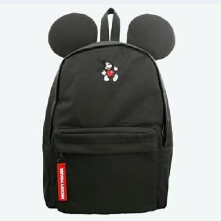 Disney - 東京ディズニーリゾート限定品 9日23日 新商品 ミッキー リュック ブラック
