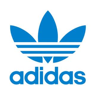 adidas - adidas アディダス カバー ブルー M/L 1枚