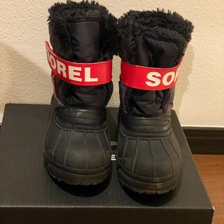 ソレル(SOREL)のSOREL ジュニアスノーブーツ(ブーツ)