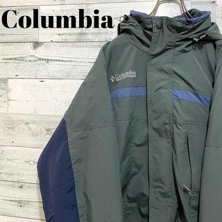 コロンビア(Columbia)の【人気】コロンビア☆刺繍ワンポイントロゴ マウンテンパーカー(マウンテンパーカー)