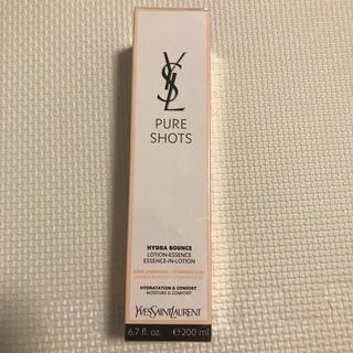 Yves Saint Laurent Beaute - イヴサンローラン  ピュアショット化粧水200ml