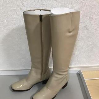 ギンザカネマツ(GINZA Kanematsu)の銀座かねまつ レインブーツ 23.5cm カネマ長靴(レインブーツ/長靴)